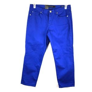 Calvin Klein Jeans Blue Pant Power Stretch size 12